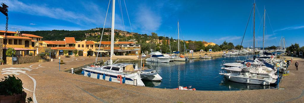 Photographies panoramiques de la c te d 39 azur sardaigne for Porto ottiolu affitti